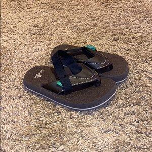 Sanuk brand sandals